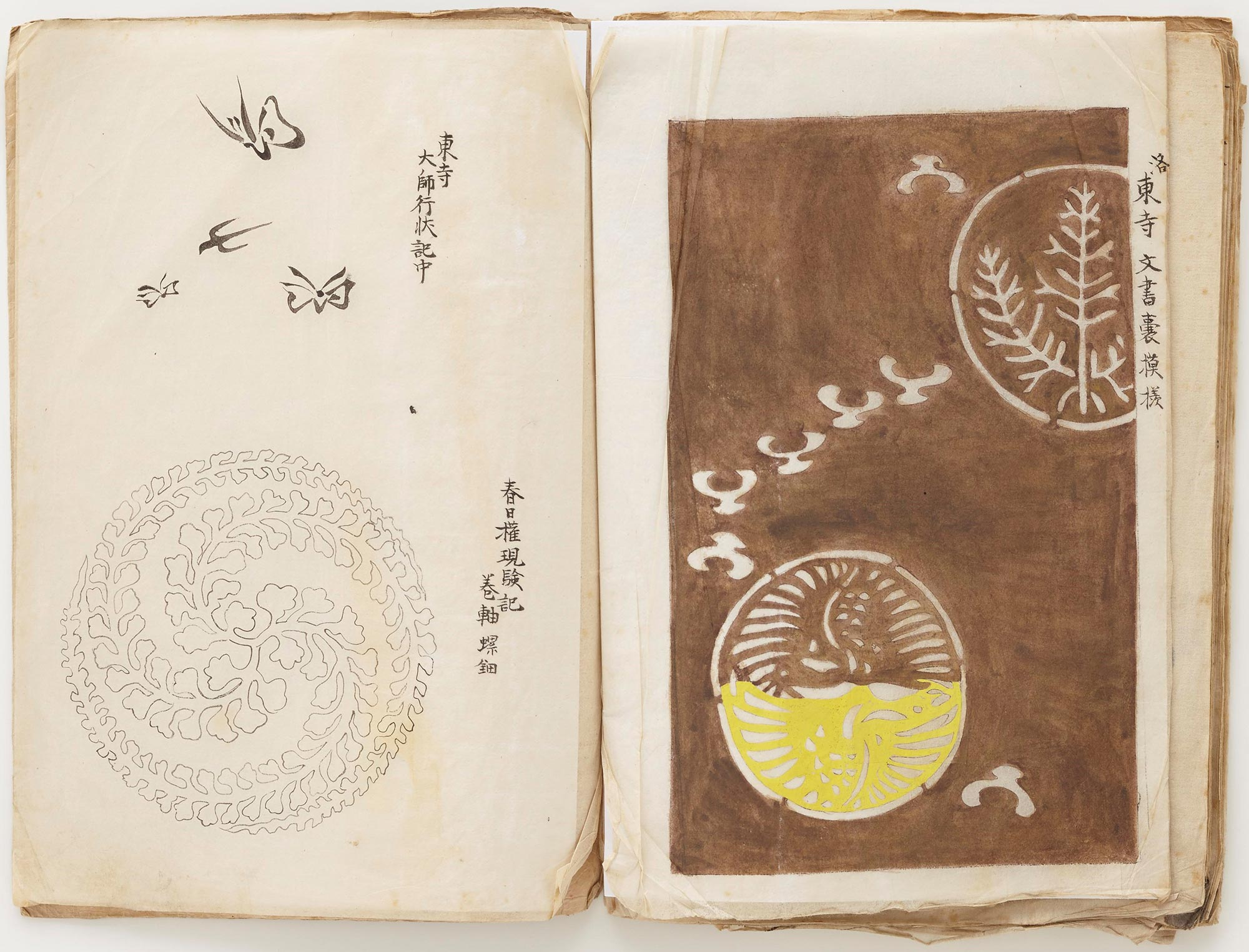古代有職写 / 文化12(1815)年