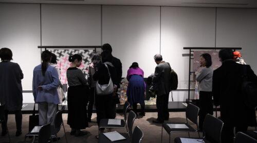 特別鑑賞会・講演会「千總と森口邦彦-友禅の魅力とともに-」  千總コレクションと共に日本文化の未来を考える 第6回